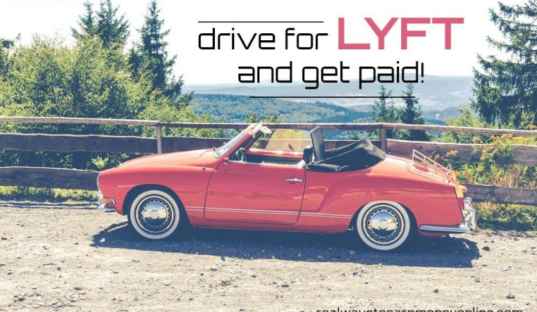 Work On Your Own Time & Earn Cash As a Driver For Lyft
