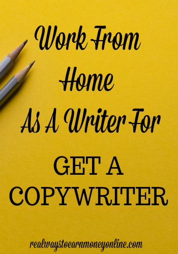 how to get started as a copywriter