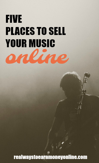 Five places to sell your music online.
