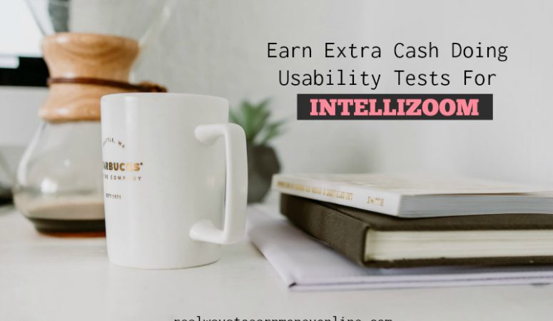 Earn Extra Money Doing Usability Testing For IntelliZoom