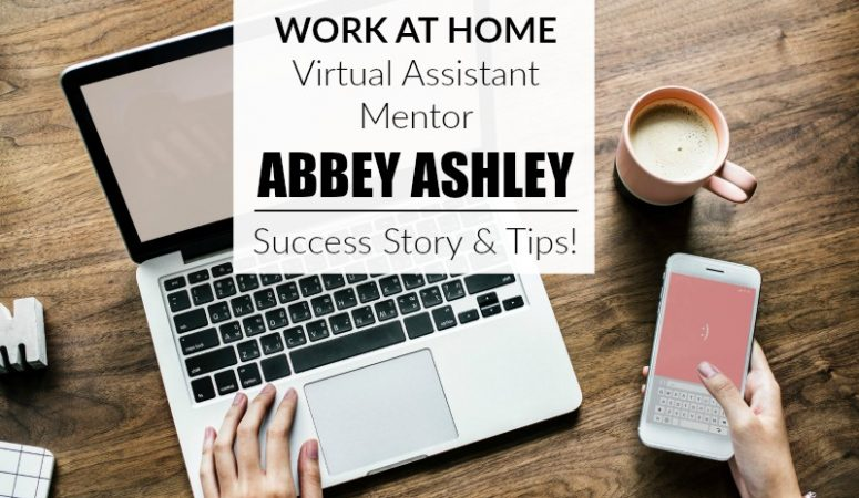 Interview With Abbey Ashley – Successful Virtual Assistant Mentor & Biz Owner!