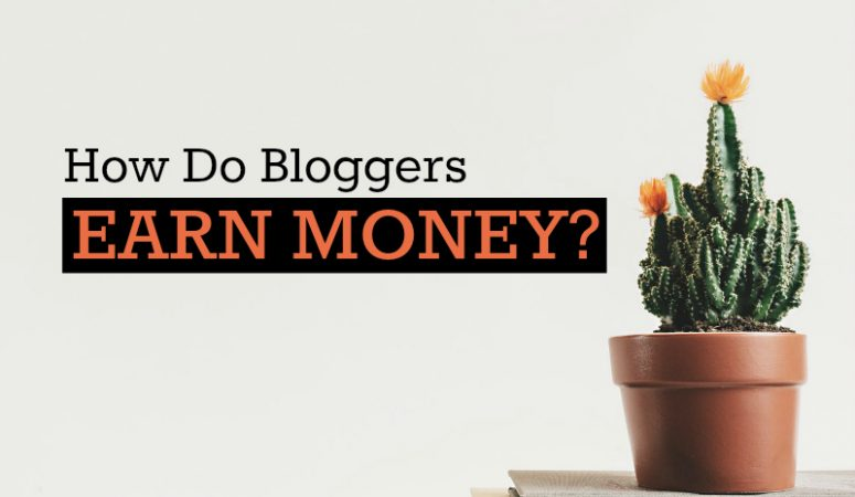 How Does a Blogger Actually Earn Money?