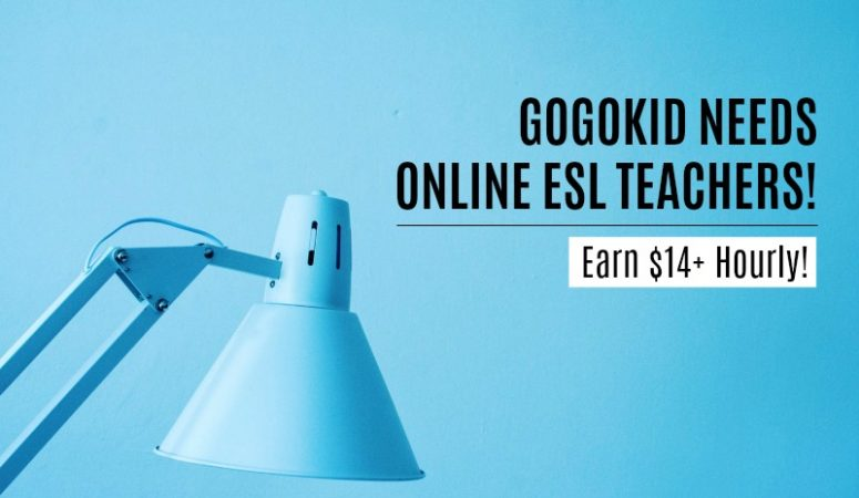 GogoKid Review – Earn $14+ Hourly Teaching English Online!
