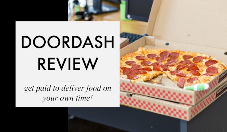DoorDash Review – Get Paid Daily To Deliver Food!