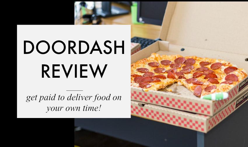 doordash driver reviews atlanta