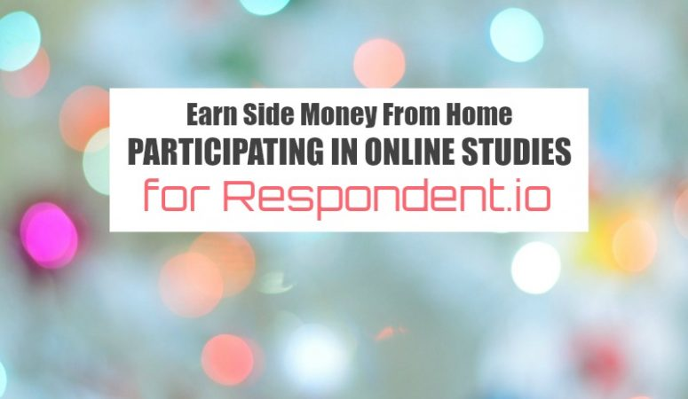 Respondent.io Review – Get Paid Well To Participate In Online Studies!