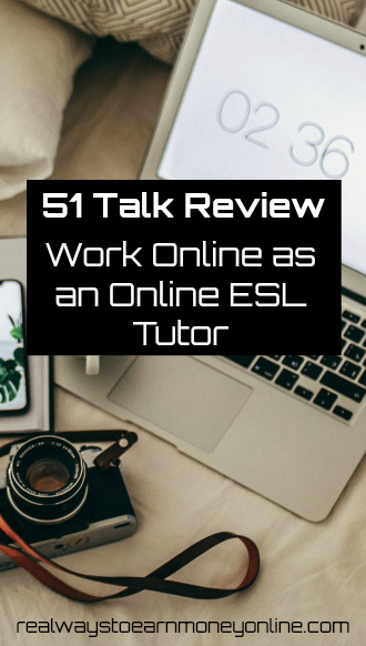 51 Talk Review - work online as an online ESL tutor.
