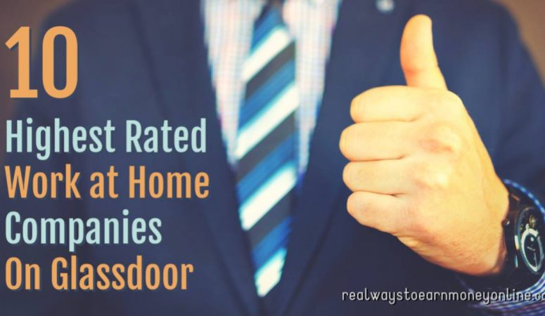 10 Top-Rated Work at Home Companies On Glassdoor