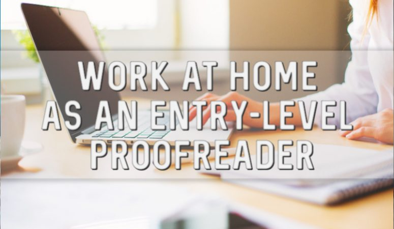 How To Find Entry Level Proofreading Jobs Online