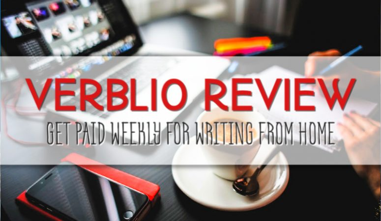 Verblio Review – Get Paid Weekly For Writing From Home