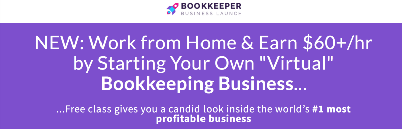 bookkeeping business launch
