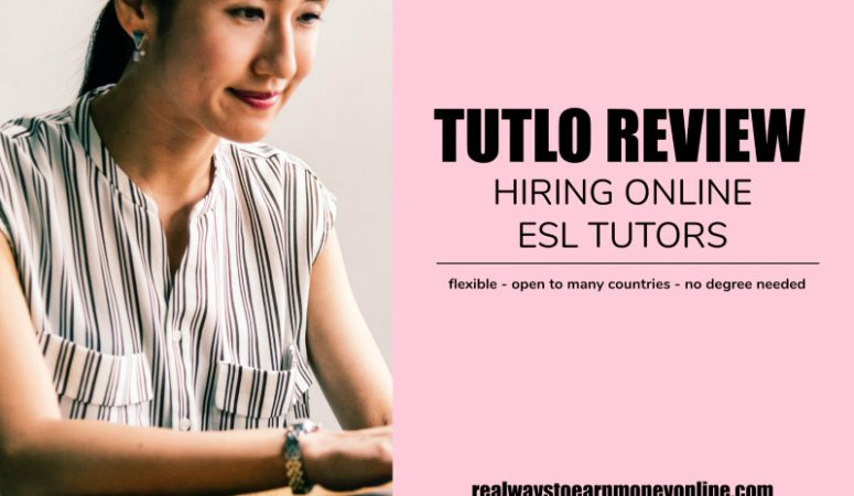 Tutlo Review – ESL Tutoring Online [No Degree Required]!