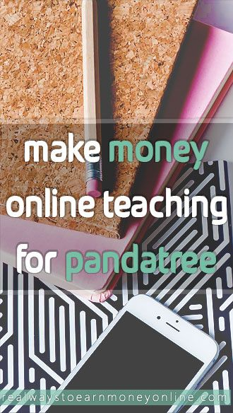 Earn $12 hourly or more doing ESL teaching from home for PandaTree.