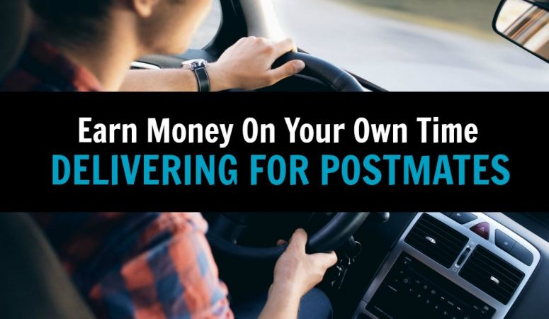 Make Money Doing Deliveries For Postmates In Your Area