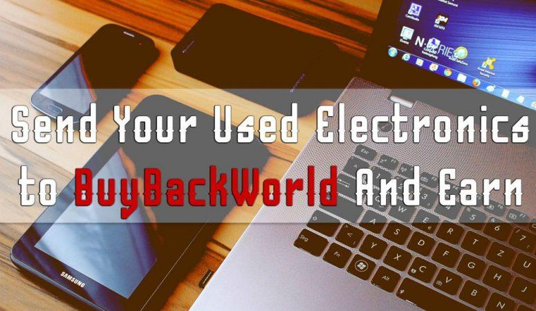 BuyBackWorld Review – Sell Used Electronics & Make Money