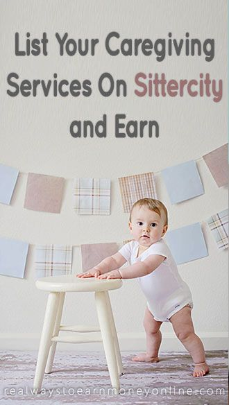 Offer your caregiving services on Sittercity and earn.