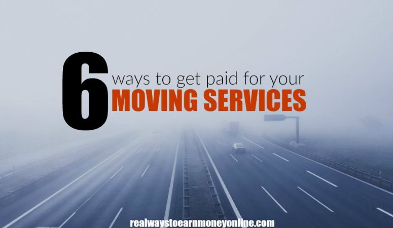 6 Ways To Get Paid To Move People