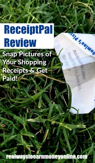 ReceiptPal review - Snap pictures of your shopping receipts and get paid!
