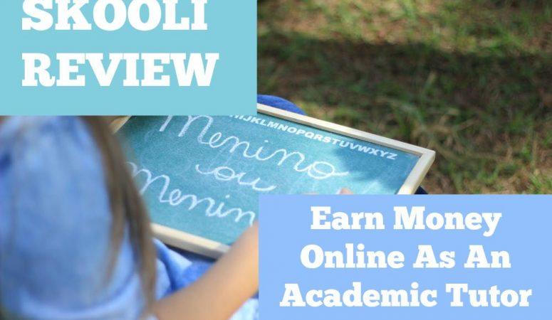 Skooli Review – Earn Over $20 An Hour For Online Tutoring
