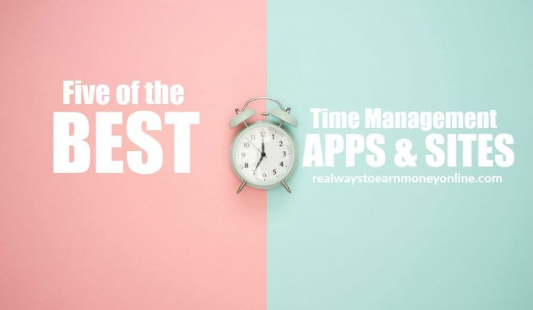 5 of the Best Time Management Apps And Websites