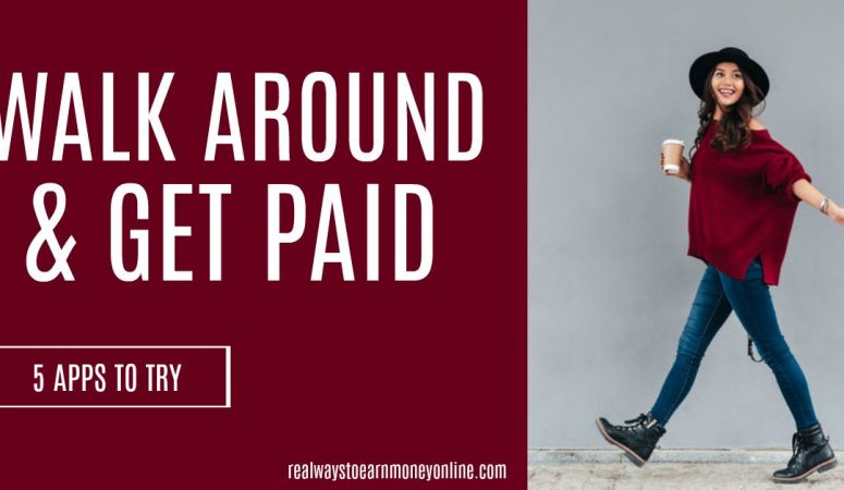 5 Ways To Get Paid To Walk (Apps That Sync With Fitbit!)