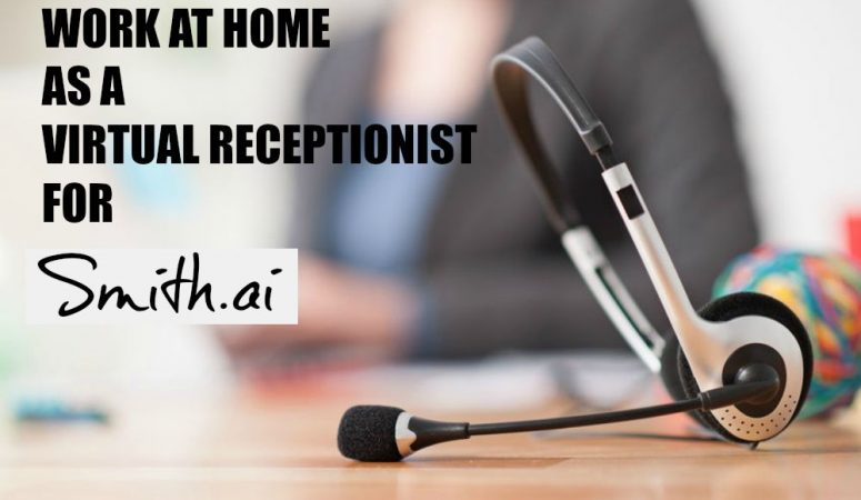 Smith.ai Review – Work at Home as a Virtual Receptionist