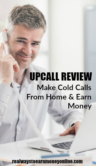 In this Upcall review, learn how you can work whenever you want making outbound cold calls to their many clients. Pay is about $12 hourly to start. #workfromhomejobs #phonejobs #workfromhome #flexibilejobs