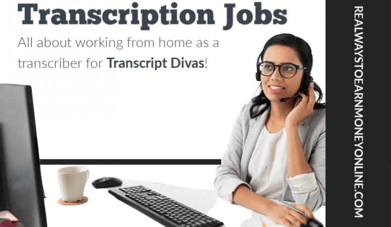 Transcription Jobs From Home at Transcription Divas