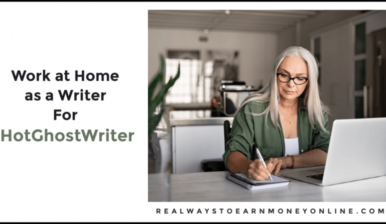HotGhostWriter Review – Write Fiction Or Non-Fiction From Home