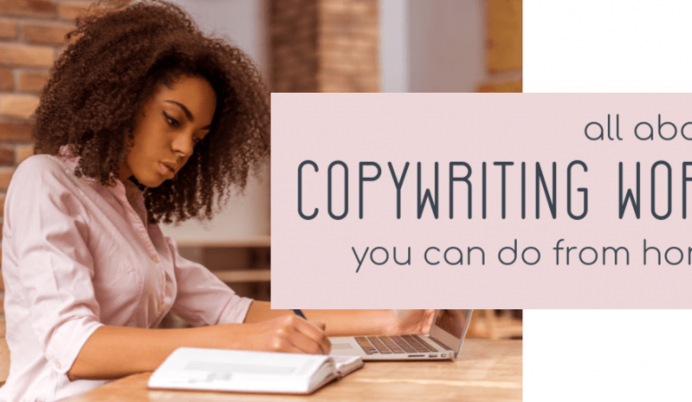 How To Work From Home as a Copywriter