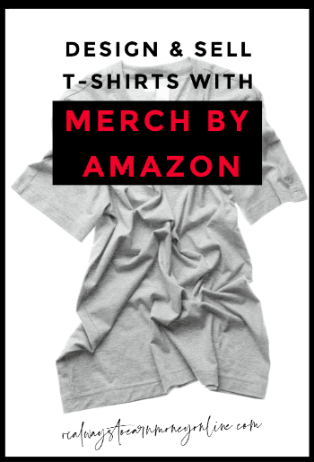 Design and sell T-shirts with Merch by Amazon.
