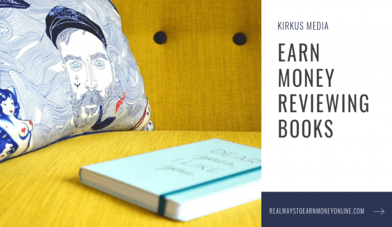 Kirkus Review – Work at Home as a Book Reviewer