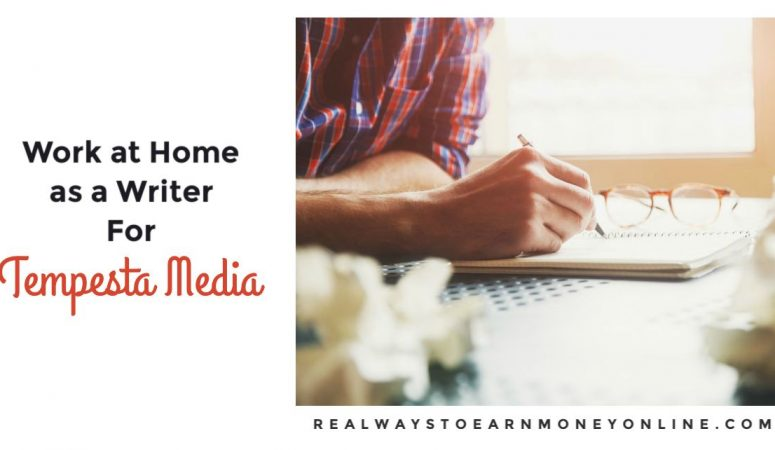 Tempesta Media Review – Work at Home as a Freelance Writer
